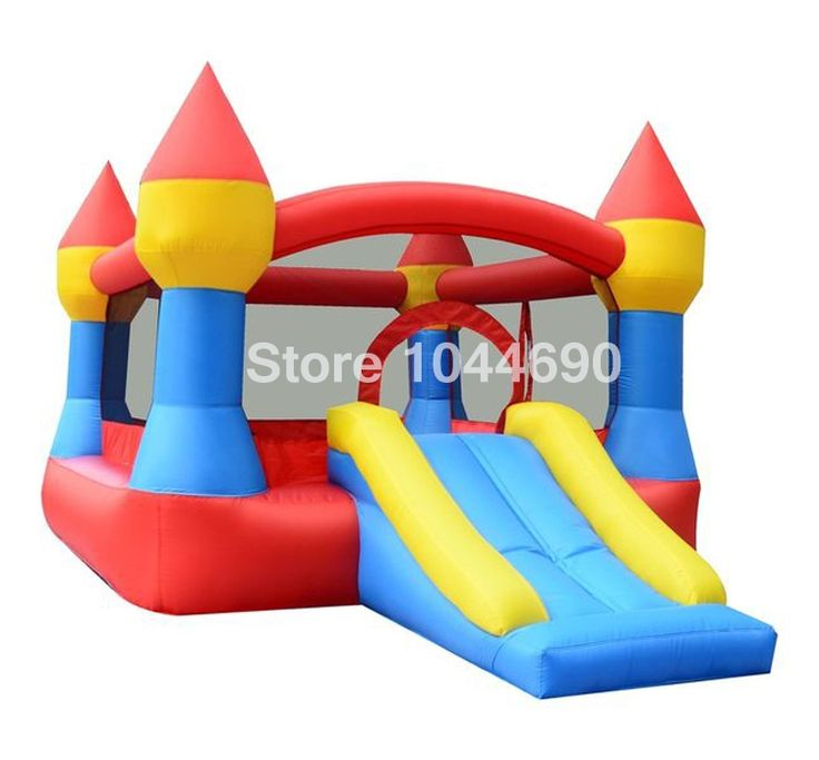how to start a inflatable bouncer business