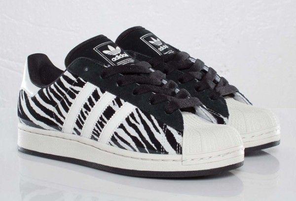 """adidas Originals Superstar 2 """"Zebra"""" love these"""