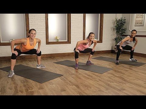 The Ultimate Inner Thigh Workout | Class FitSugar ... Been doing this the last few days. Legit!