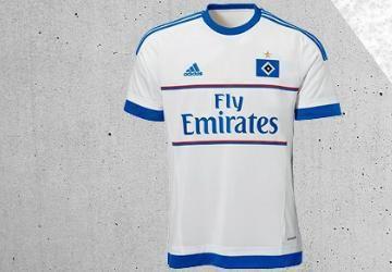 Hamburger SV 2015/16 adidas Home and Third Kits