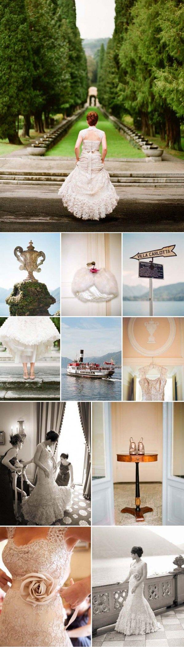 Lake Como, Italy – An extraordinairy destination wedding