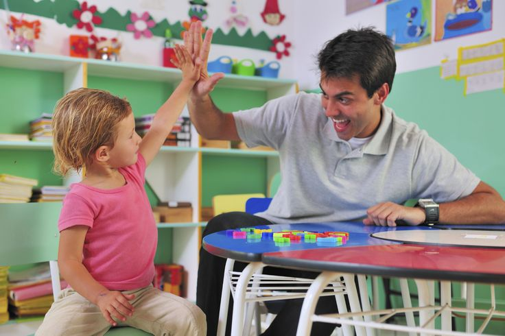 Catch a positive attitude teacher relationship