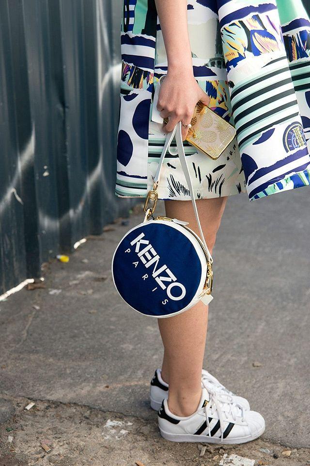 Sokak Modasında adidas'lı Kombinler