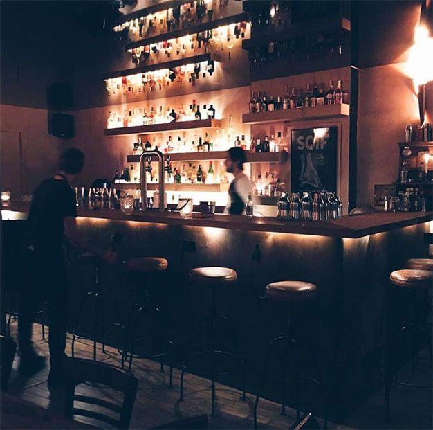 Le guide «Vanity Fair» des meilleurs bars à cocktails de Paris -Monsieur Antoine : le plus sans concept