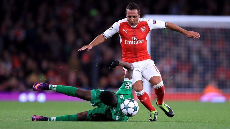 Arsenal midfielder Santi Cazorla undergoes another Achilles operation #News #Arsenal #Football #PremierLeague #SantiCazorla