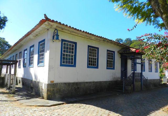 Turismo Vale do Café: Fazenda Santa Rosa - Valença RJ