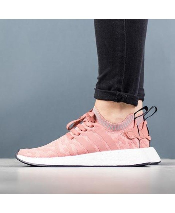 Adidas Nmd Pk R2 Wmns Raw Pink Trainers