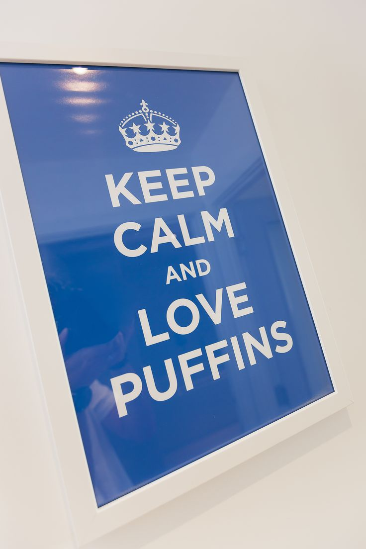 We love Puffins! www.cherishedcottages.co.uk