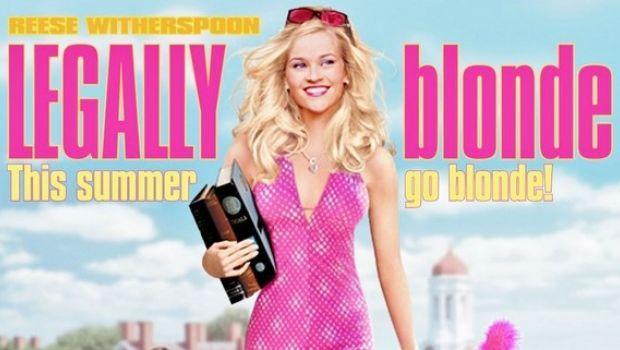 """Stasera in tv su Rai 3: """"La rivincita delle bionde"""" con Reese Witherspoon"""