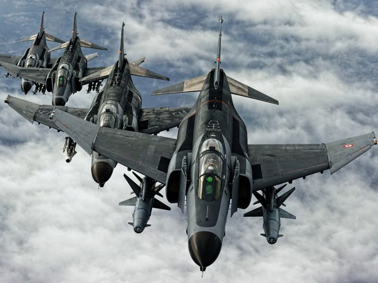 Turkish F-4 Phantoms