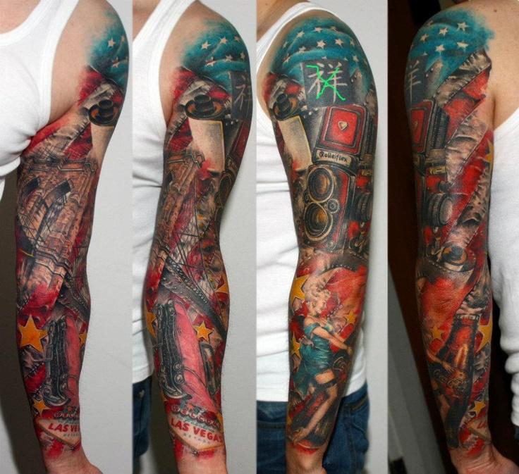 Sergey GasSergey Gas, Tattoo Sleeve, Sleeve Tattoo, Tattoo Artists, Www Worldtattoogallery Com, Realism Tattoo