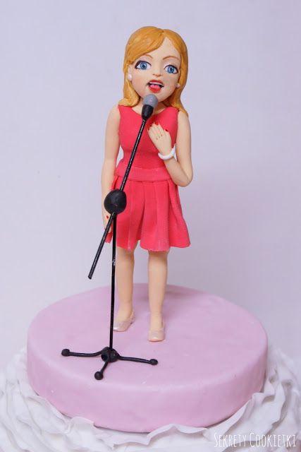 Sekrety Cookietki: Tort urodzinowy Oli