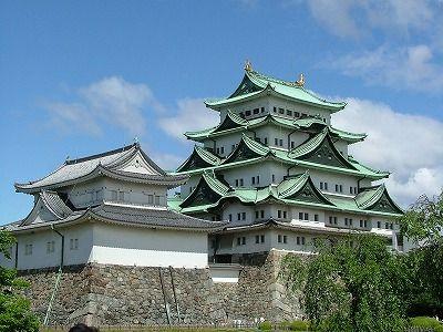 名古屋城  Nagoya-jo Castle