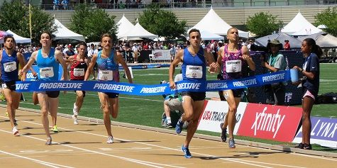 (RRW) Athletics: With Explosive Sprint, Andrews Nabs First USA 1500m Title
