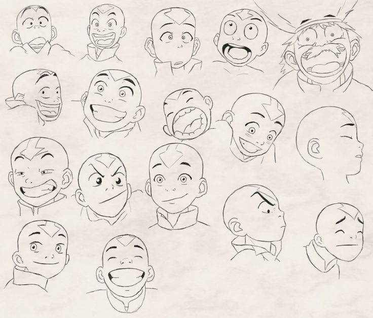Character Design Expression Chart : Best images about facial expressions chart on pinterest