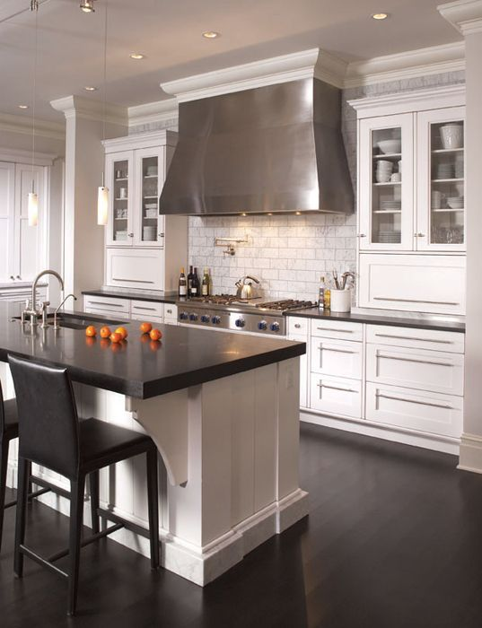 Transitional Kitchens: A fusion of both traditional and contemporary design elements   Photo Gallery   The Kitchen Strand