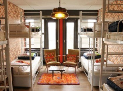 25 best Vintage style in hostels and more images on Pinterest - küche vintage look