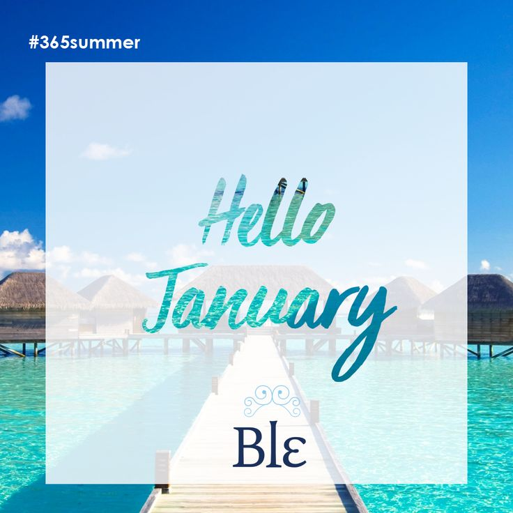 May the first month of 2017 bring more fun days than any other year before! For fashion-fun, start here www.ble-shop.com #365summer