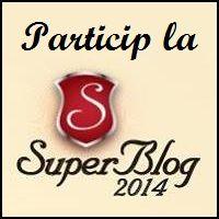 Particip la SuperBlog 2014