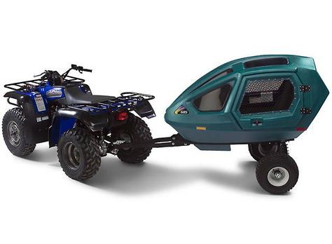 Equinox ATV Trailers - looks a little bit funny but unique :-)