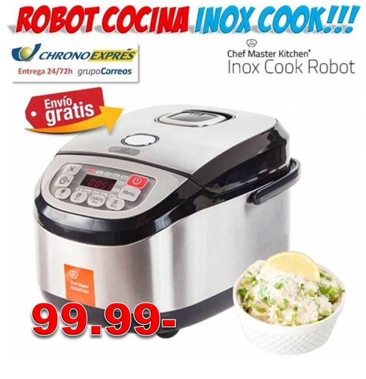 M s de 1000 im genes sobre regalos de cocina en pinterest d nuts bebidas y maquina para hacer - Robot de cocina barato y bueno ...