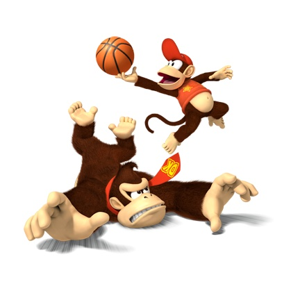 Mario Sports Mix Donkey Kong
