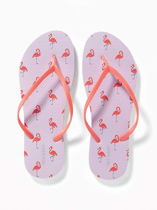 28f55b289738cc Patterned Flip-Flops for Women  3.50 Old Navy  flipflops  CommissionLink