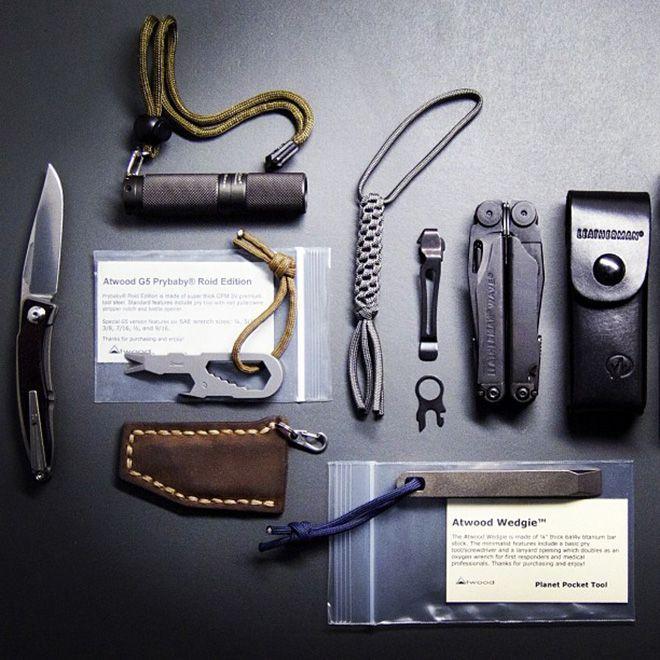Carryology EDC Keys Pocket Dump 73
