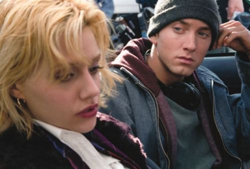 danger:  Brittany Murphy- 8 Mile ( 2002 )