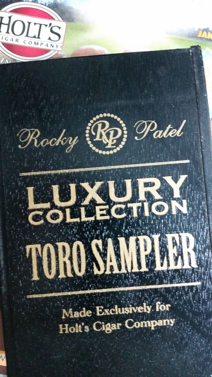 Review of Rocky Patel Luxury Collection Cigars: http://cigarczars.com/review/rocky-patel-luxury-cigars.htm