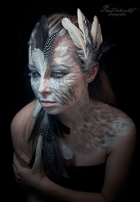 50 Beautiful Body Painting And Skin Artworks To Try This ...