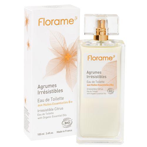 """Florame - Eau de Toilette """"Irresistible Citrus Fruits"""" 100ml"""