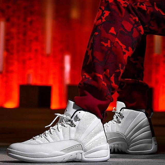 Air Jordan 12 Retro Rising Sun · Jordan NikeJordan ShoesShoes JordansAir  JordansCrosswordNike ...