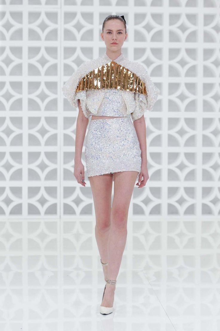 Maticevski ready-to-wear spring/summer '15/'16: