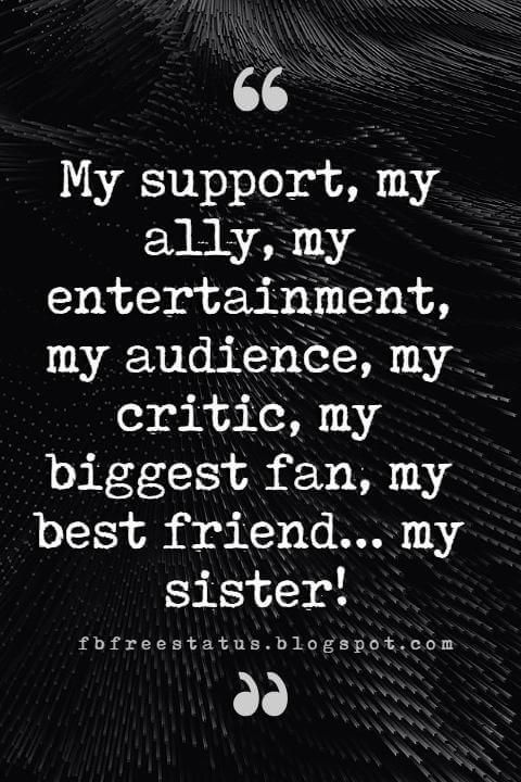 inspirational sister quotes and sayings with images love u