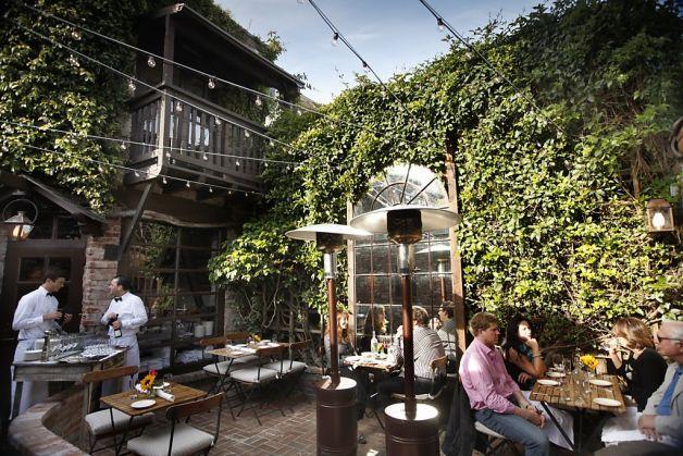 El Paseo Review Restaurants Renovation Works Pinterest Milling