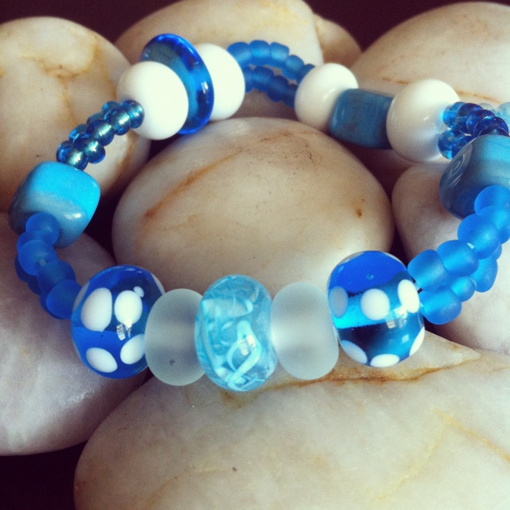 Bracelet by ThatGlassyGirl (me)