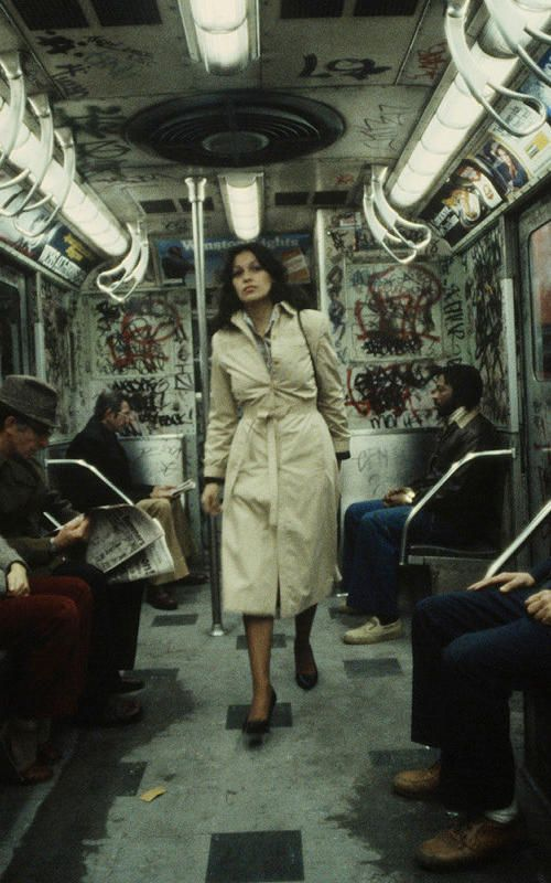 Travel Back To 1981 New York With These Photos Of A Gritty, Graffiti-Covered Subway