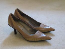 Available @ TrendTrunk.com Nine West Heels. By Nine West. Only $43.00!