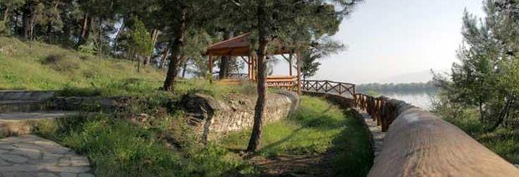 Φυσικές ομορφιές, Λίμνη Κερκίνης, Λόφος Πεύκων Λιθοτόπου, Φαράγγι Νυμφορέματος, Ξηροπόταμος Χειμάρρου, Πάρκο Πατριδογνωσίας, Φαράγγι και Γιοφύρι ποταμού Αγγίτη, Σπήλαιο Αλιστράτης