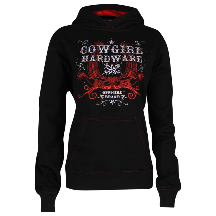 Cowgirl up hoodies