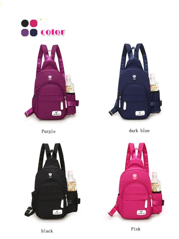 Newest Korean Backpack for Woman New Fashion High Quality School Bags For Teenagers Girls Top-handle Backpacks Travel Bags Canvas Backpack Backpack Bag for Woman Sport Chest Bag Online with $15.98/Piece on Bestfor4you's Store   DHgate.com
