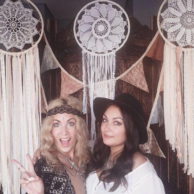 Wild Minds - two sisters crafting away in an attempt to decorate the planet!  #wildminds #diy #homedecor #weddingdecor #bohemian #interiordesign #boho #bohochic #crafting #design #handmade #bunting #dreamcatcher #crochet #craft