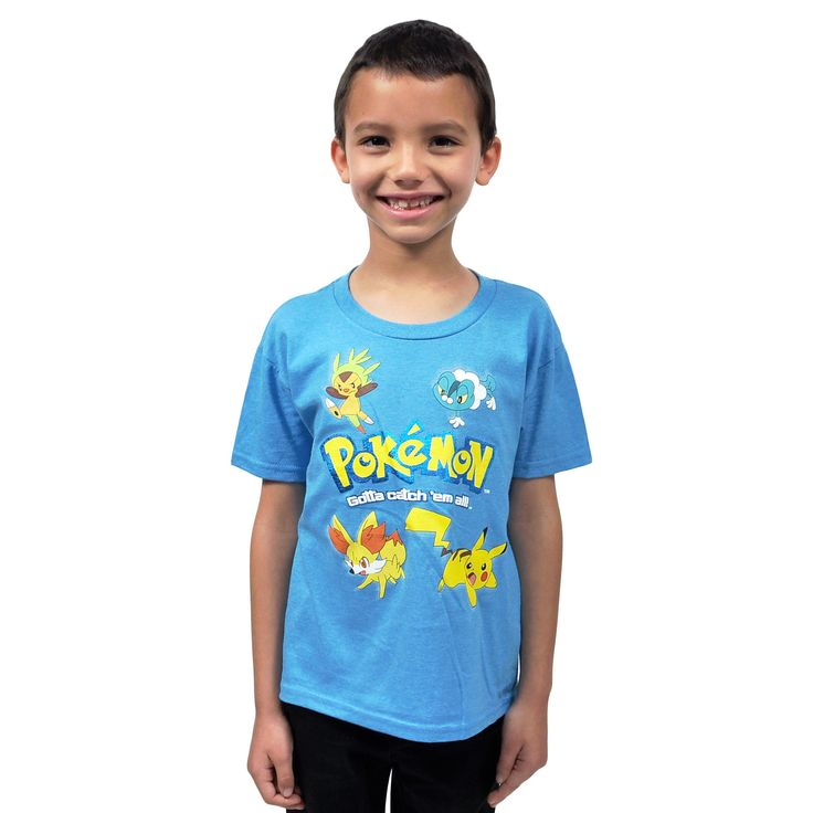 Pokemon Gotta Catch 'Em All Kids Boys T-Shirt
