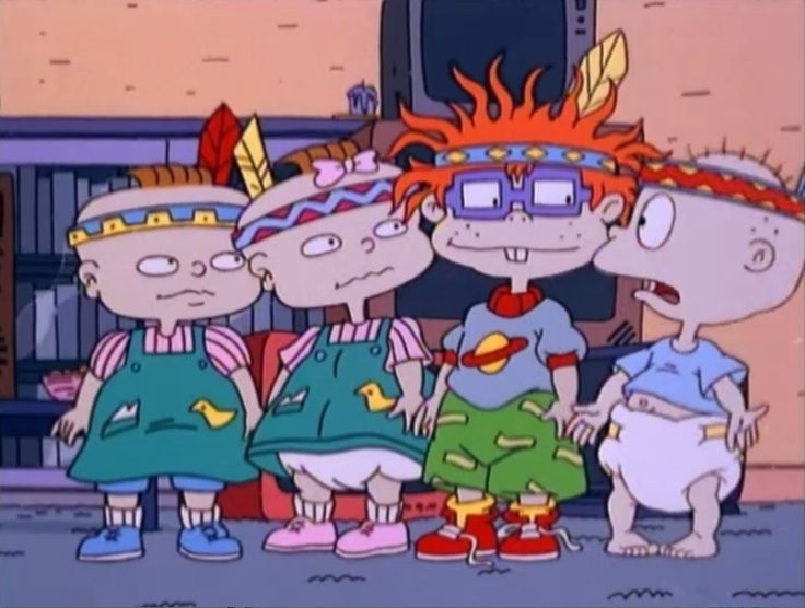 Rugrats 3 A Cake Ideas and Designs