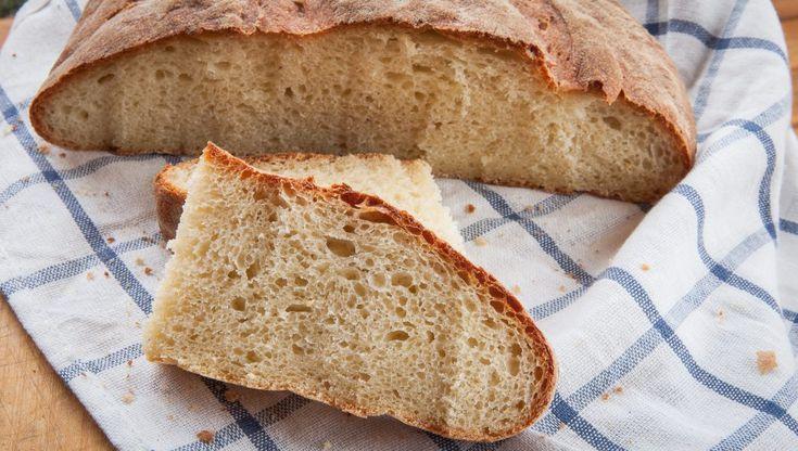 Ricetta Pane di semola di grano duro a impasto diretto
