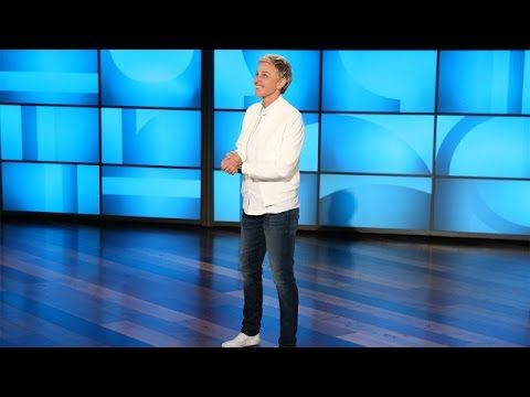 Ellen Celebrates the 20th Anniversary of Her 'Coming Out' Episode - YouTube