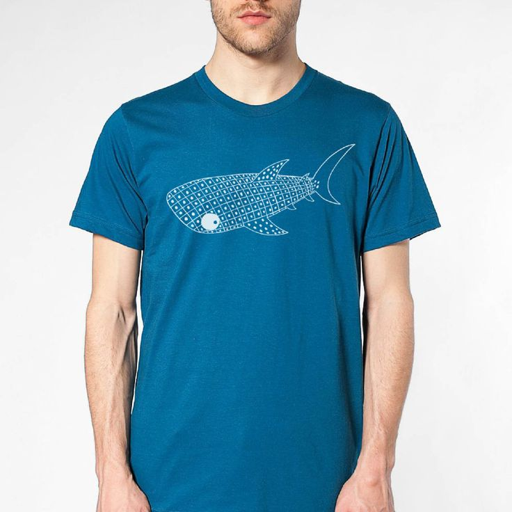 Whale Shark - Adult T-shirt - Indy Plush