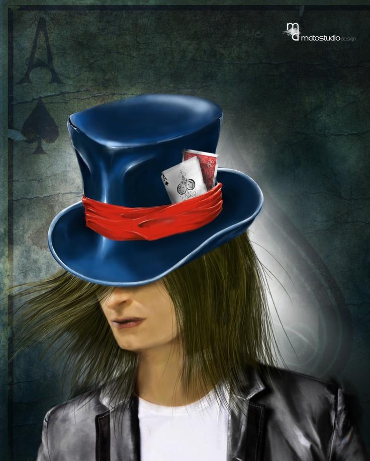 Digital illustration. Photoshop-wacom