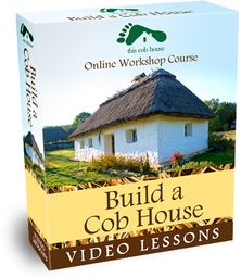 The only online video cob workshop that teaches you how to build a cob house. Join now: http://www.members.thiscobhouse.com/online-cob-house-workshop/